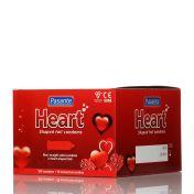 Préservatifs Pasante Heart x100