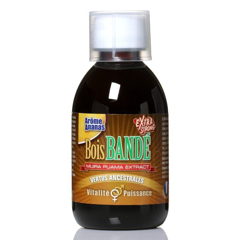 Bois Bandé Extra Strong Aromatisé Ananas, Fraise, Menthe ou Caramel x200ml # Bois Bandé Avis Medical