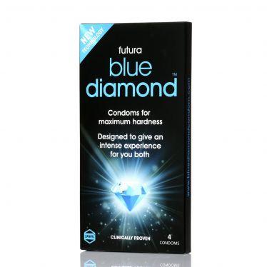 Futura Blue Diamond x4