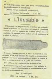 L'inusable.