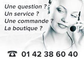 Appelez-nous au 01 42 38 60 40.