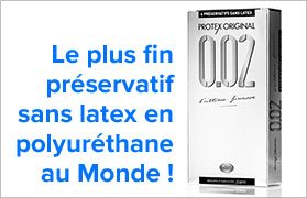 Préservatif Protex 002
