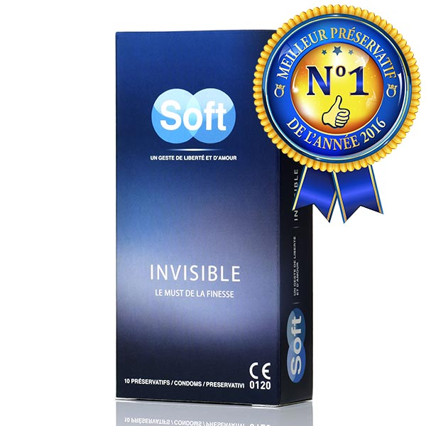 Préservatif Soft Invisible