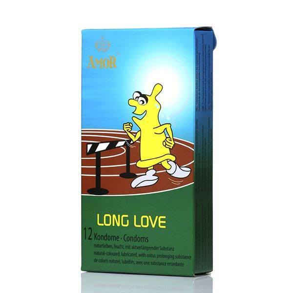 Préservatif Amor Long Love